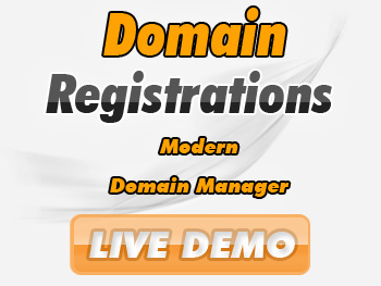 Low-cost domain registration service providers